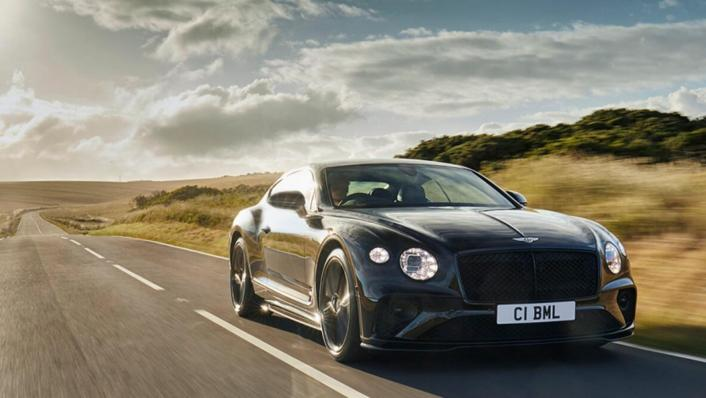 Bentley Continental 2019 Exterior 003