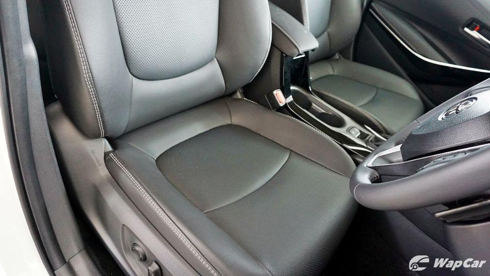 Toyota Corolla Altis 2019 Interior 080