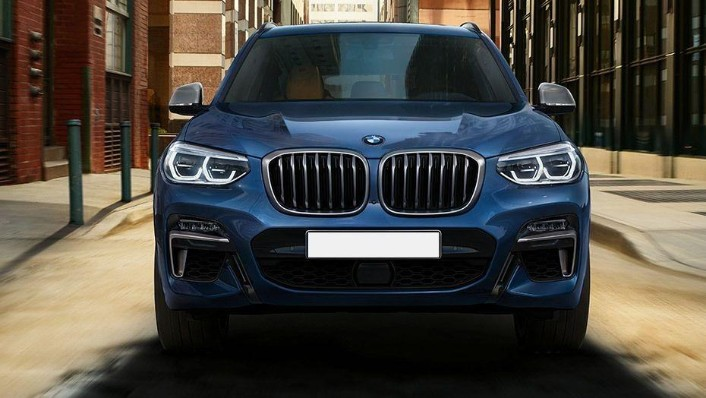 BMW X3 2019 Exterior 002