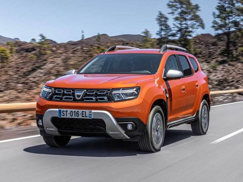 Renault Duster 2022 -1