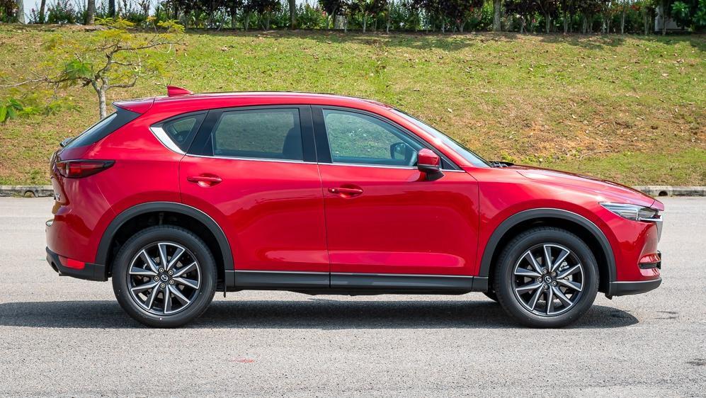 Mazda CX 5 2019 Exterior 008