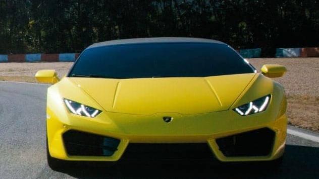Lamborghini Huracan 2019 Exterior 033