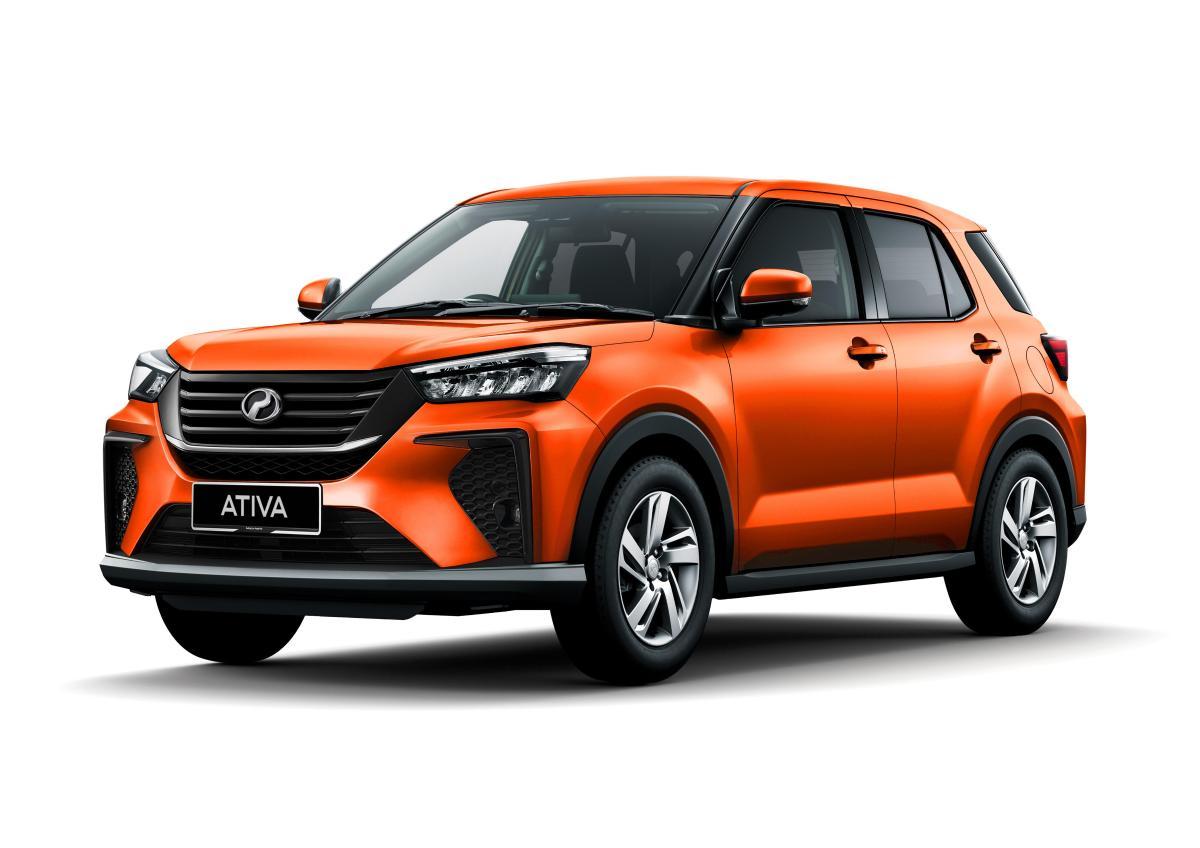 Perodua Ativa, Kembaran Toyota Raize dan Daihatsu Rocky di Malaysia SegeraMeluncur di Awal Maret? 01