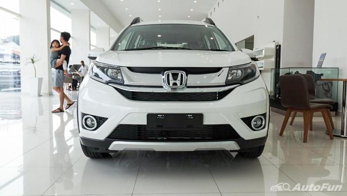 Honda BRV 2019 Exterior 002