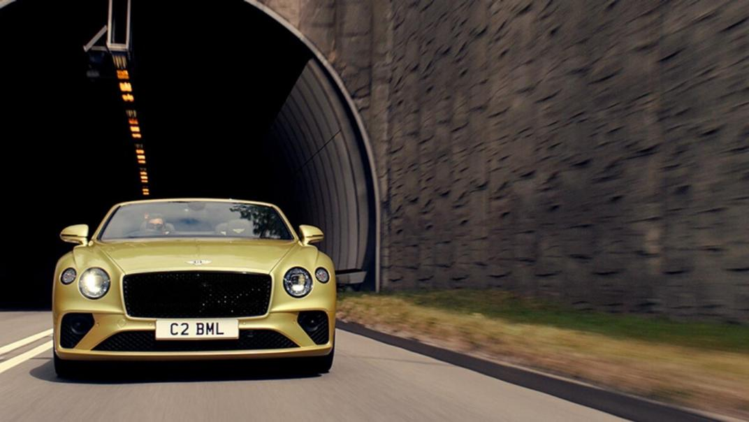Bentley Continental 2019 Exterior 004