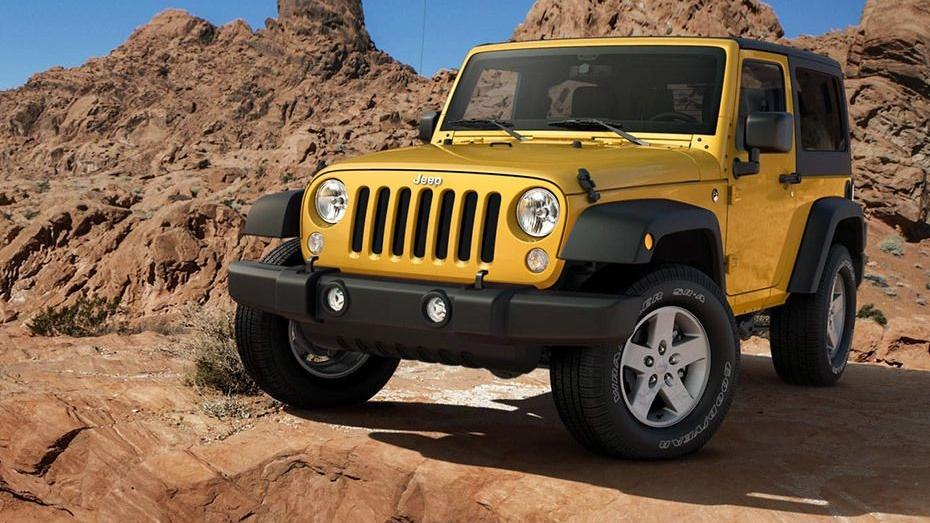 Jeep Wrangler Unlimited 2019 Exterior 007
