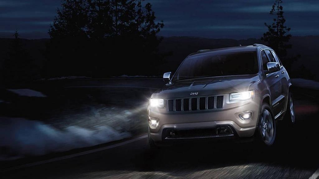 Jeep Grand Cherokee 2019 Exterior 004