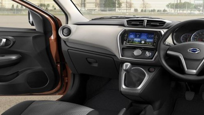 Datsun GO Plus 2019 Interior 004