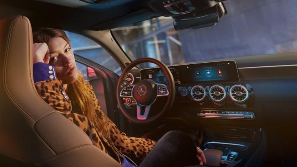 Mercedes-Benz A-Class 2019 Interior 001
