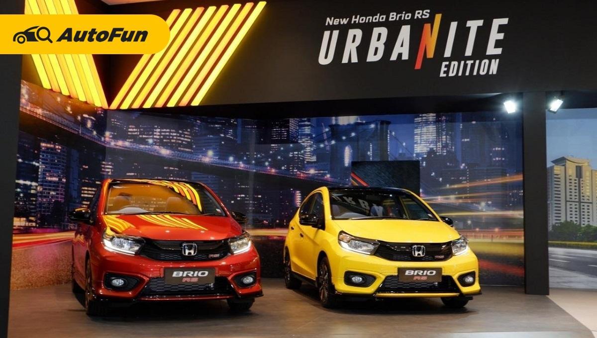 Ini Dia Spesifikasi Mesin Honda Brio RS Urbanite Edition Yang Baru Meluncur 01