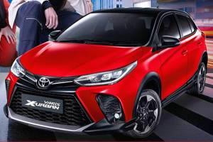 Inikah Toyota Yaris Facelift 2021 yang Disiapkan untuk Indonesia?