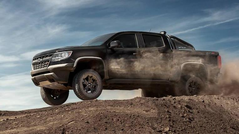 Chevrolet Colorado 2019 Exterior 002