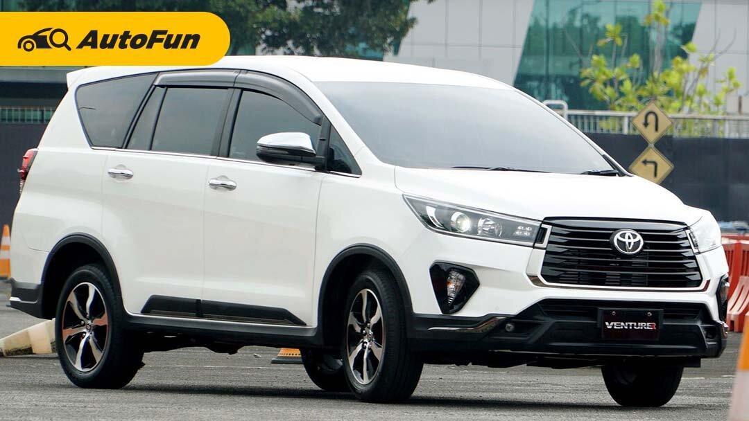 Ingin Beli Toyota Innova Venturer 2021 Secara Kredit, Segini Gaji Minimum yang Disyaratkan 01