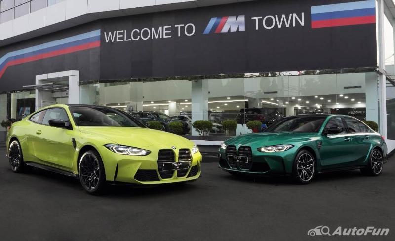 Kidney Grille BMW M3 dan M4 2021 -1