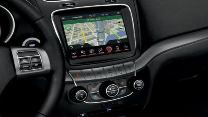 Dodge Journey 2019 Interior 003