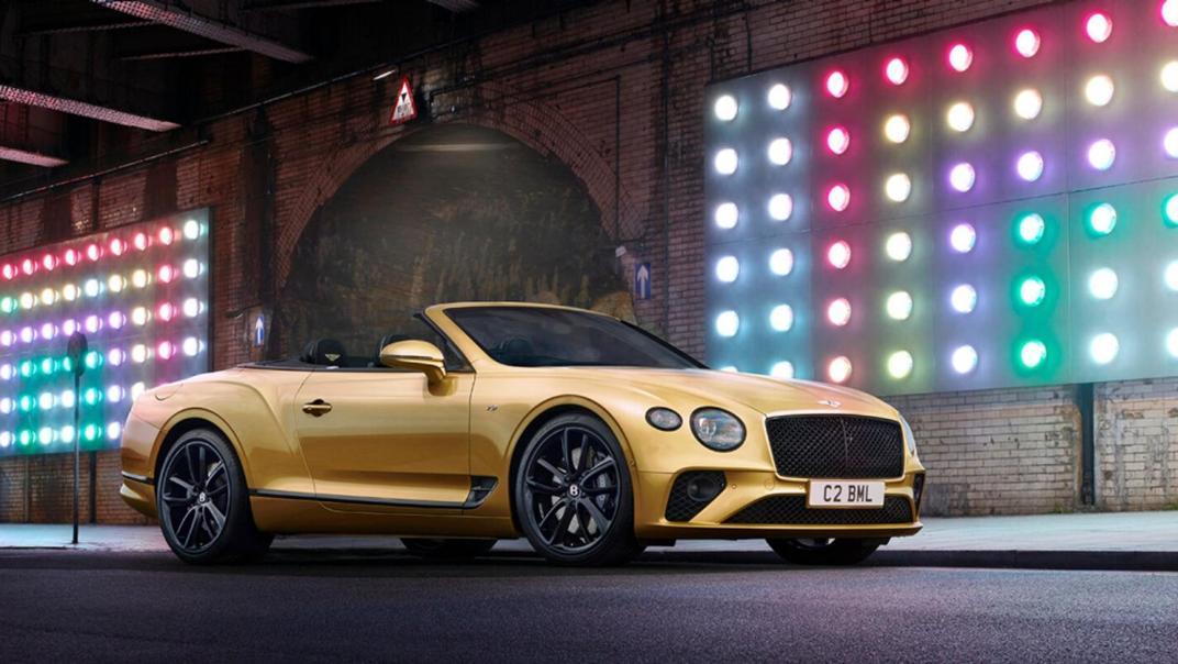 Bentley Continental 2019 Exterior 001