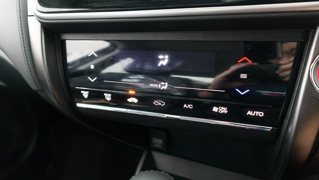 Honda City 2019 Interior 017
