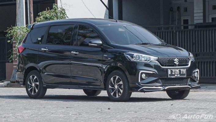 Suzuki Ertiga Sport AT Exterior 003