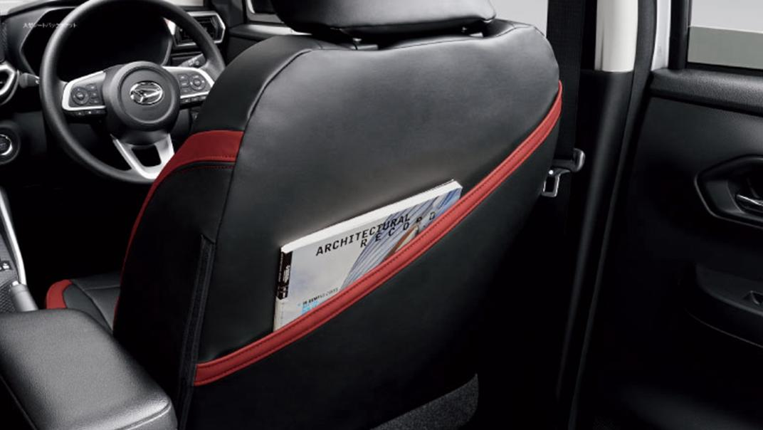 2021 Daihatsu Rocky Interior 014