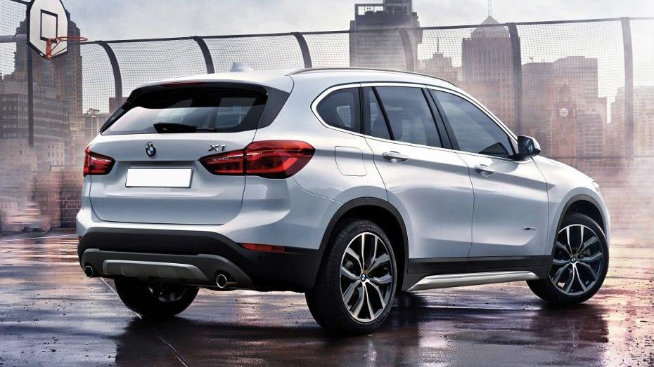 BMW X1 2019 Exterior 004