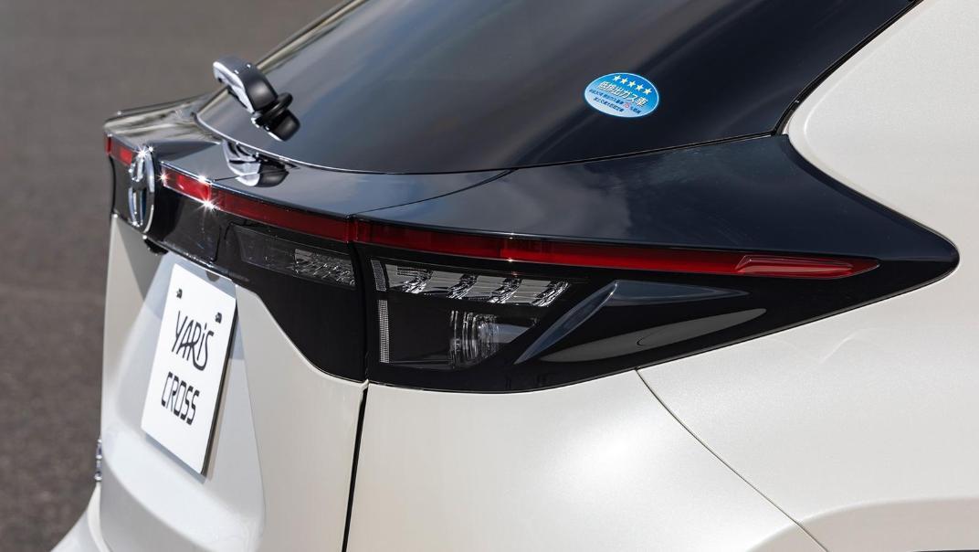 2020 Toyota Yaris Cross International Version Exterior 009
