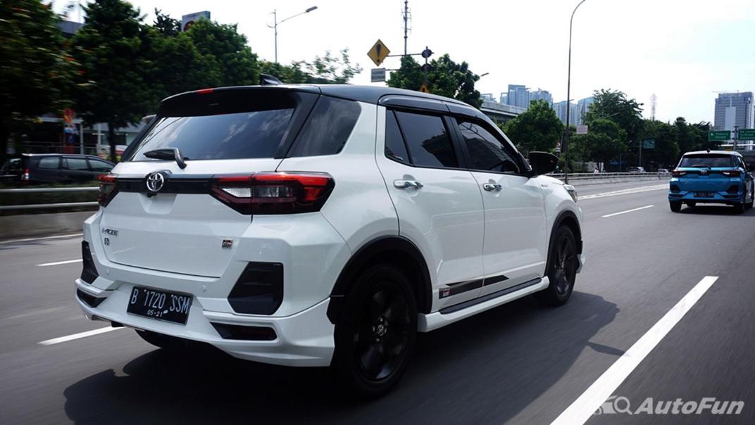 2021 Toyota Raize Exterior 054