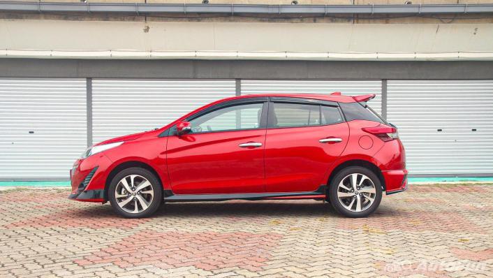 Toyota Yaris 2019 Exterior 004