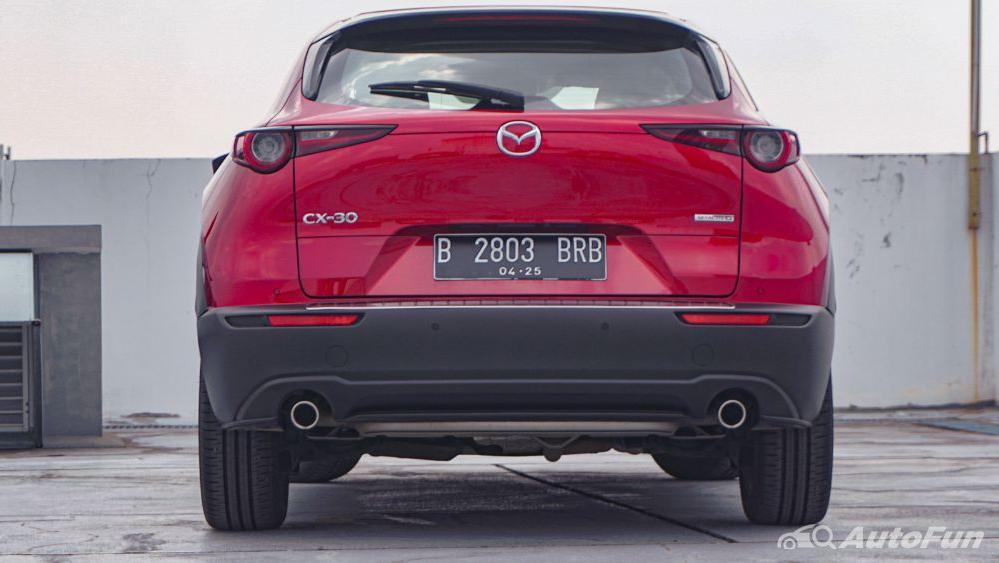 Mazda CX 30 GT Exterior 016