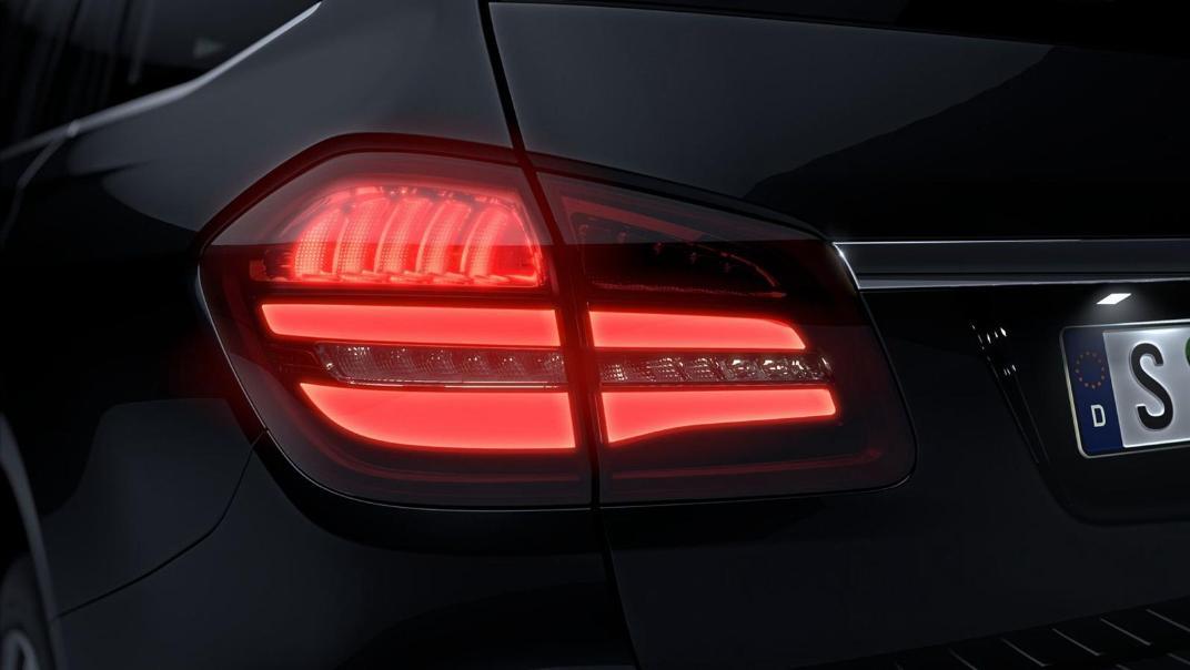 Mercedes-Benz GLS-Class 2019 Exterior 009