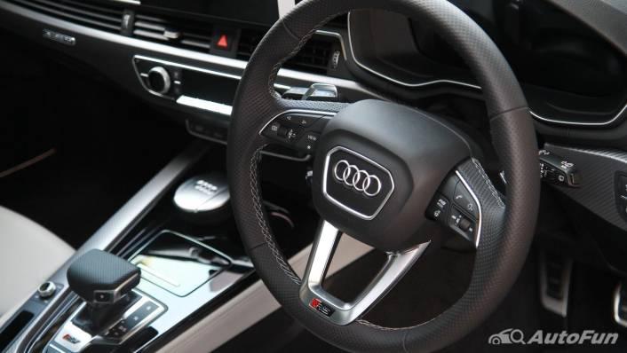 2021 Audi RS 4 Avant Interior 002