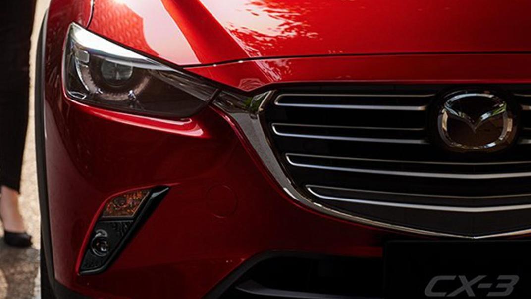Mazda CX 3 2019 Exterior 016