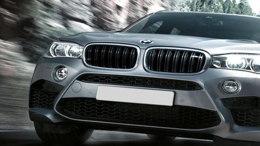 BMW X5 M 2019 Exterior 003