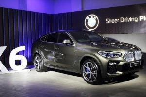 Yuk, Intip Fitur Canggih All New BMW X6