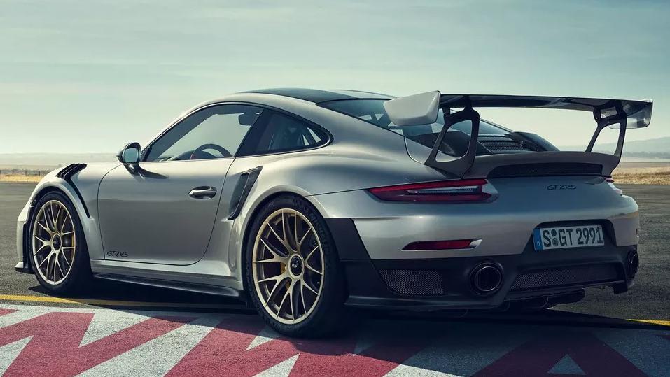 Porsche 911 2019 Exterior 007
