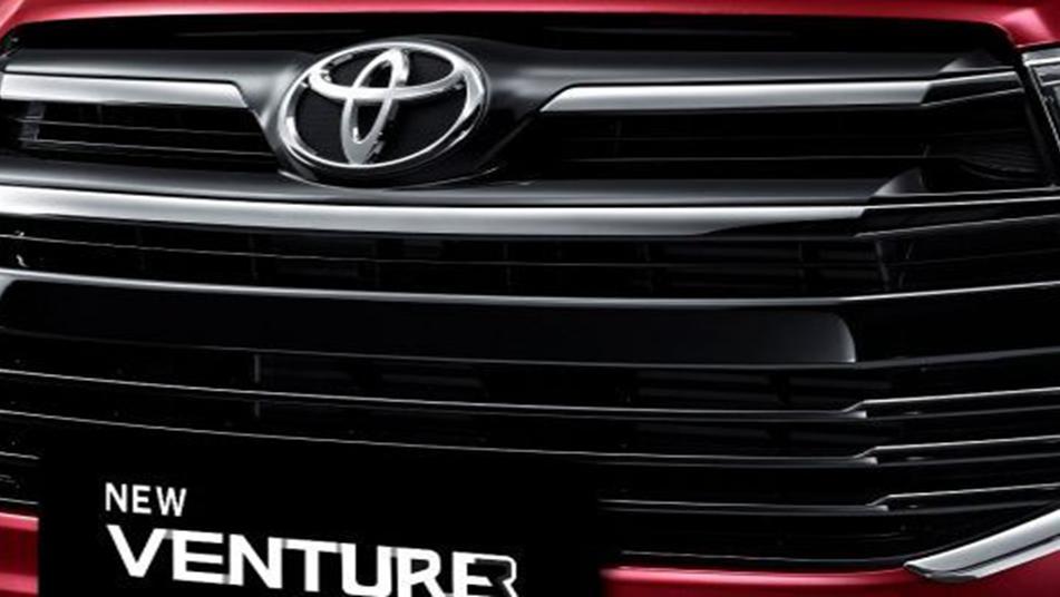 Toyota Venturer 2019 Exterior 008