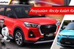 Sebulan Dipasarkan, Penjualan Daihatsu Rocky Kalah Telak dari Toyota Raize