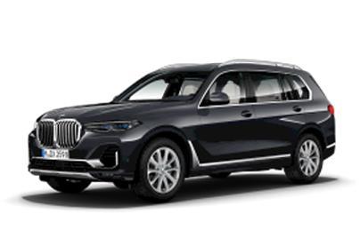 2021 BMW X7 xDrive40i Opulence