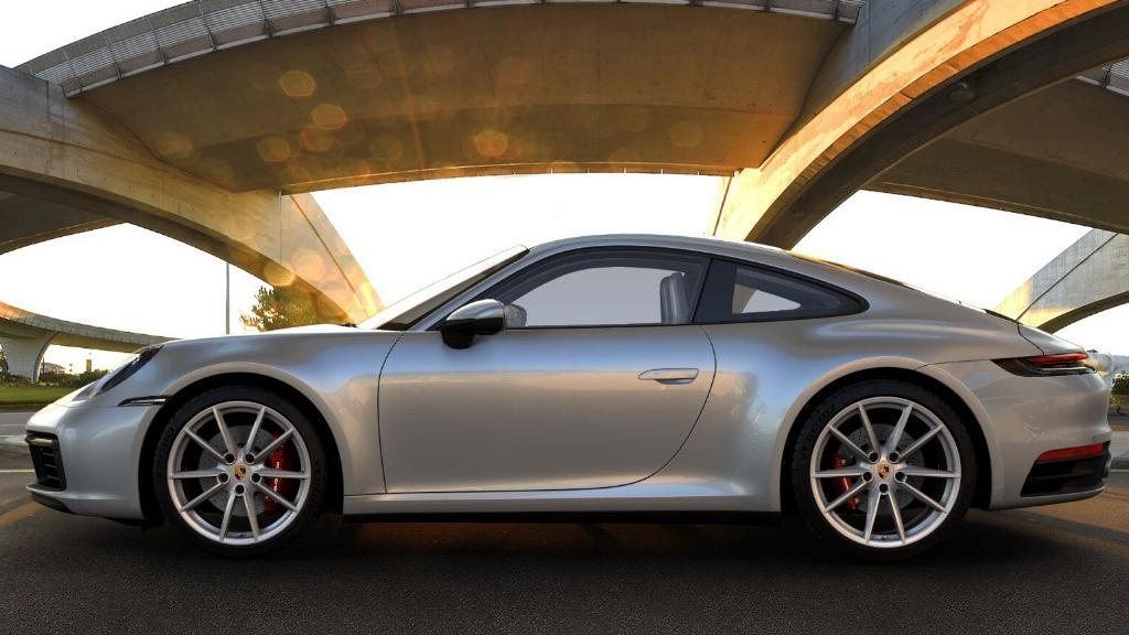 Porsche 911 2019 Exterior 053