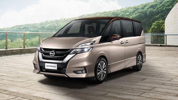 Nissan Serena 2019 Exterior 001