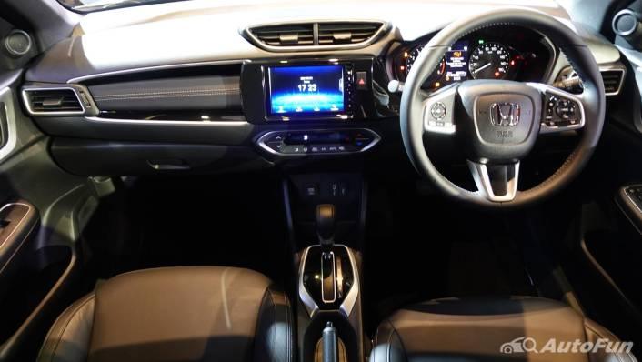 2022 Honda BR-V Interior 001