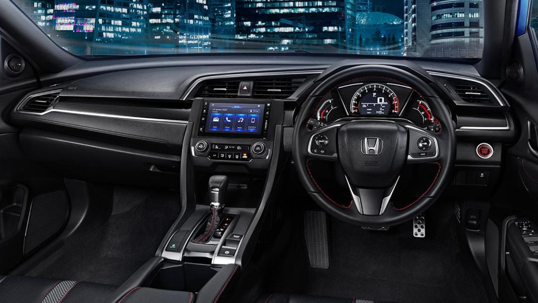 Honda Civic Hatchback 2019 Interior 001