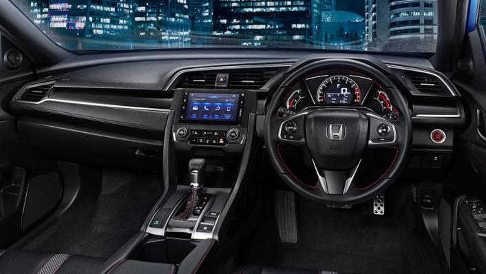 Honda Civic Hatchback 2019 Interior 001