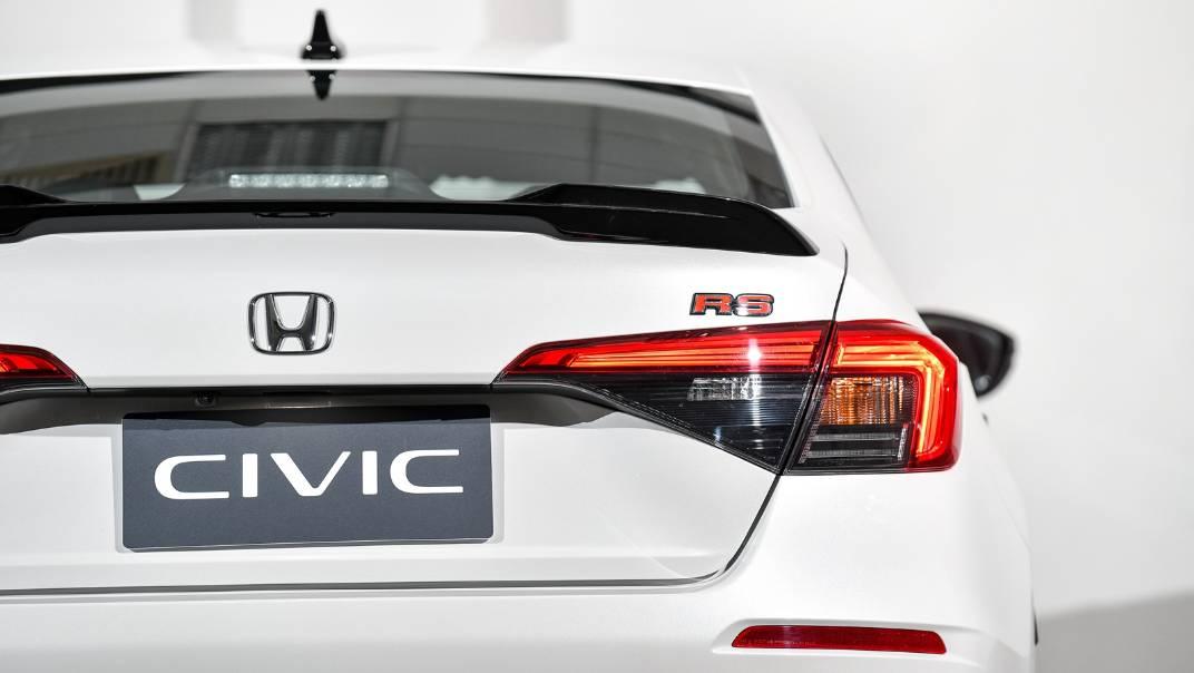 2022 Honda Civic Upcoming Version Exterior 029