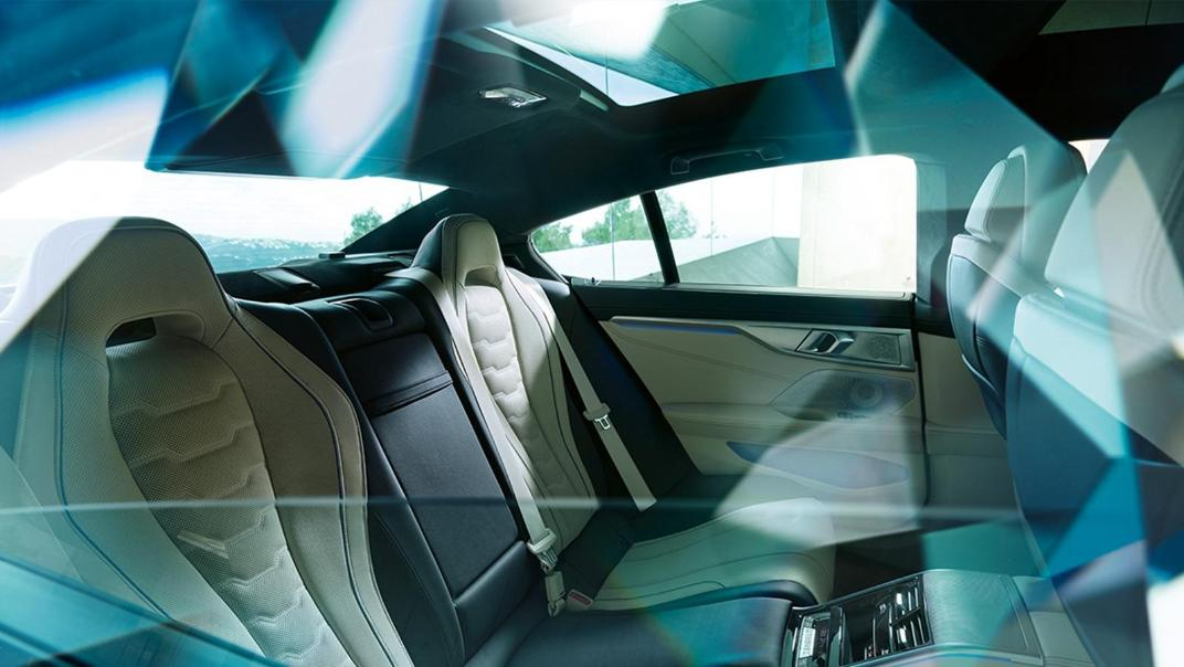 BMW 8 Series Coupe 840i Gran Coupe Interior 020