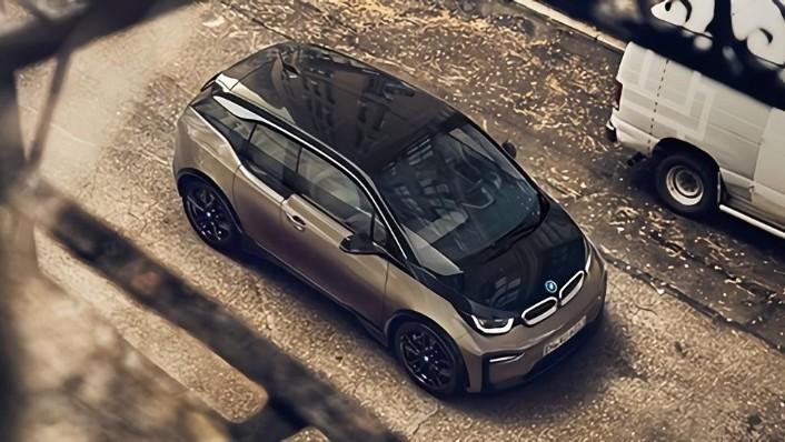BMW I3s 2019 Exterior 009