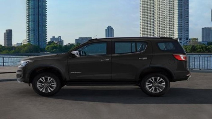 Chevrolet Trailblazer 2019 Exterior 003