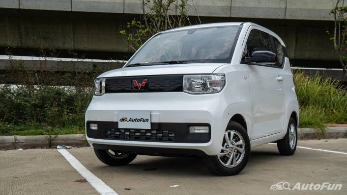 2021 Wuling Mini EV Upcoming Version Exterior 009