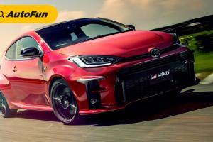 Harga Toyota GR Yaris 2021 di Indonesia Paling Murah Se-ASEAN