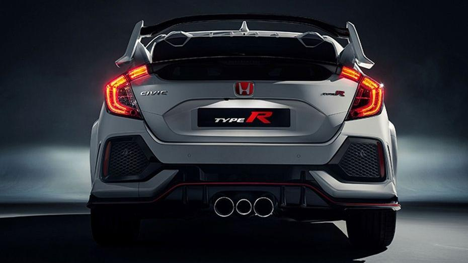 Honda Civic Type R 2019 Exterior 006