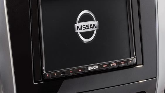 Nissan Terra 2019 Interior 007